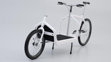 Pavel Zoch pzdm Cargo bike